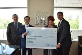 new york life help desk local nonprofit receives a 100 000 grief reach grant from the new