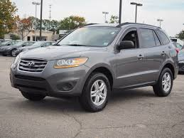 2010 hyundai santa fe towing capacity used 2010 hyundai santa fe for sale raleigh near chapel hill