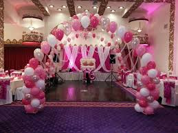 Balloon Decoration For Birthday At Home by Balloon Decoration Ideas For Sweet 16 Home Decor Ideas