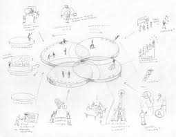 rough pencil sketches infographic sketch frame concepts