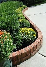 Landscaping Borders Ideas How To Landscaping With Rocks Garden Border Designs Pictures