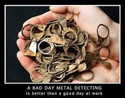 Metal Detector Meme - ocala metal home