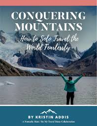 Book Travel images The guide to fearless solo female travel jpg