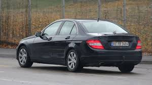 used mercedes c class 2011 mercedes c class facelift latest spy photos