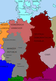 Hannover Germany Map by Post Wwii Break Up Of Germany Alternate History Discussion