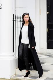 the maxi coat long coat trend that you will be wearing in autumn
