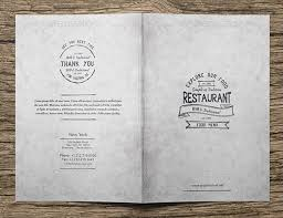 pages menu template 15 free and premium restaurant menu templates webprecis