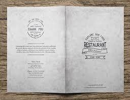 pages menu template 15 free and premium restaurant menu templates webprecis