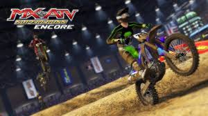 atv motocross racing nordic games u0026 rainbow studios release mx vs atv supercross