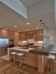 houzz cim this very zen kitchen houzz com grain and wood type on cabinets