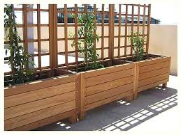 garden trellis with planter full image for garden arch with