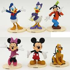 disney mickey mouse clubhouse figurine cake topper mickey mouse