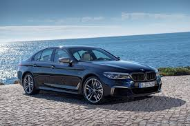 bmw 5 series saloon review 2017 parkers