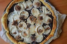 cuisine de ouf tarte chèvre oignons caramélisés la recette facile et délicieuse