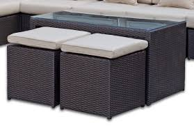 coffee table coffee table rattan tables and end round ottoman on