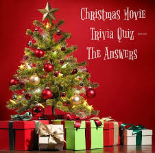 get the answers to the christmas movie trivia quiz here