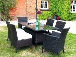 Rattan Table L Garden Sofa Covers Deck Furniture Inspiration From Deck Garden