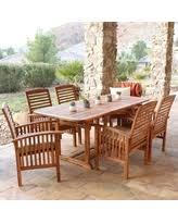surprise savings on 7 piece patio sets