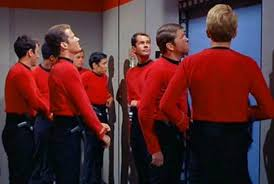 Meme Generator Star Trek - star trek red shirts meme generator imgflip