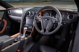 2015 bentley continental gt speed first drive motor trend