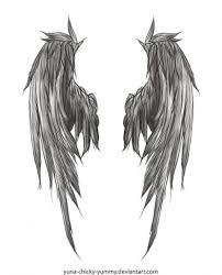 pencil drawings of angel wings pencil drawings of angel wings
