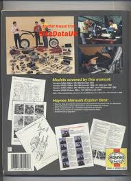 yamaha fj fz yx xj 600 1984 1992 haynes service manual radian