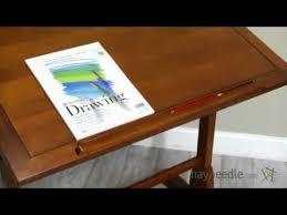 vintage wood drafting table studio designs vintage drafting table rustic oak product review