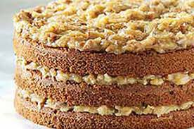 traditional german chocolate cake recipe food baskets recipes