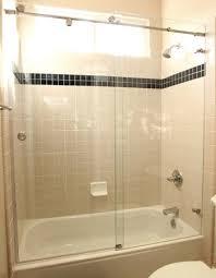 shower glass sliding doors about us frameless glass shower doors in folsom