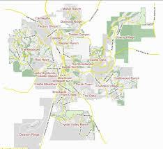 Map Of Pueblo Colorado by Neighborhood Snapshots