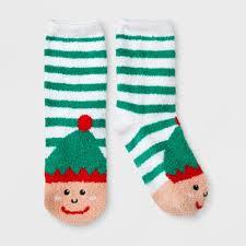 cozy slipper socks wondershop green target