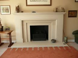 modern white limestone fireplace ideas and gorgeous black