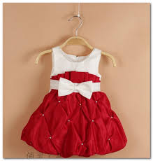 baby dress toddler beaded bowknot frilly tutu