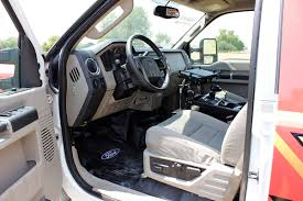Ford F350 Truck Seat Covers - rescue truck ford f350 4x6 301 1