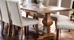 Dining Tables Canberra Macapa Oak Rectangular Dining Table From Furniture Of America