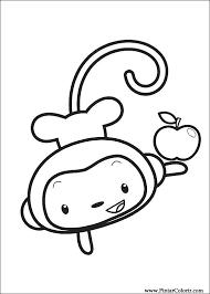 drawings paint u0026 colour ni hao kai lan print design 021