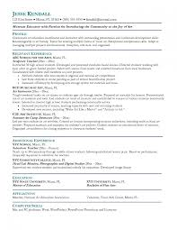 Real Resume Examples Respiratory Therapist Resume Examples To Show Beautician Resume