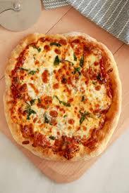 Bread Machine Pizza Dough With All Purpose Flour Best Ever Pizza Dough No Knead Gemma U0027s Bigger Bolder Baking