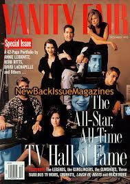Vanity Fair Magazine Price Vanity Fair December 1995 Back Issue Ebay
