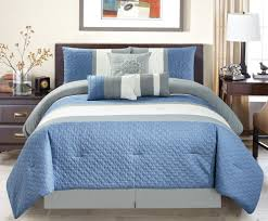 Blue Bed Set Bedroom Full Bed Comforter Set With Full Comforter Sets And Blue
