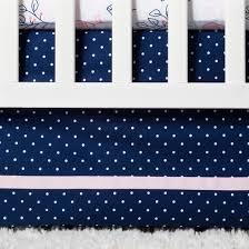 Pink And Blue Crib Bedding Crib Bedding Set Navy U0026 Pink 4pc Cloud Island Navy Pink Target