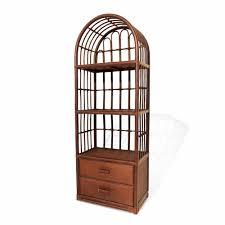 28 rattan bookshelves 20th century english bamboo and