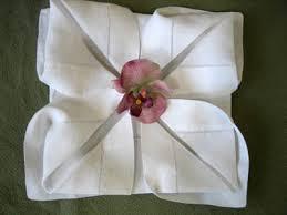 how to fold napkins for a wedding how to fold dinner napkins napkin folding guide