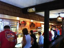 waiting in line picture of gray brothers cafeteria mooresville