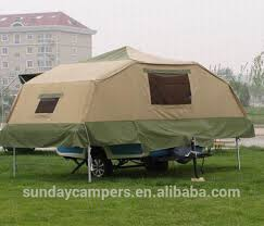 Hardtop Awnings For Trailers Kindle Camper Trailer In China Kindle Camper Trailer In China