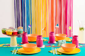 5 must makes for the ultimate color blocked rainbow party brit co