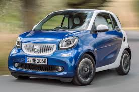 2015 smart fortwo and smart forfour city cars unveiled