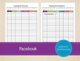social media planner facebook planner social media planner facebook stats