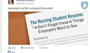 the nursing student resume don u0027t forget these 6 things employers