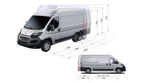 peugeot vans peugeot boxer technical specs motor gearbox